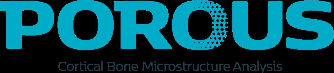 Porous logo blue +tagline 2